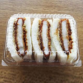 カツサンド(単品) 450円