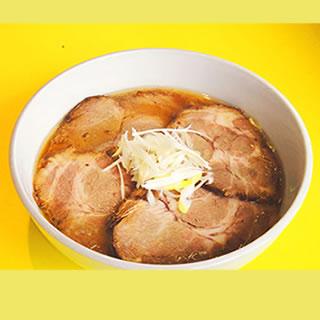 チャーシュー麺 900円